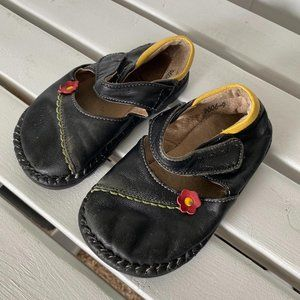 Tipsie Toes Mary Jane Style Girls Shoes Size 9